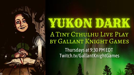 Yukon Dark